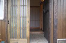 外壁修理 古民家